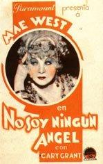 No soy ningún ángel (1933)