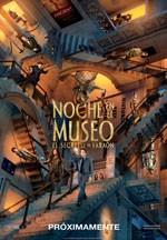 Noche en el museo 3: El secreto del faraón (2014)