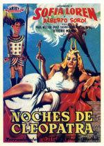 Noches de Cleopatra (1953)