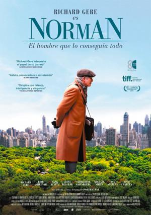 Norman: El hombre que lo conseguía todo (2016)
