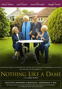 Nothing Like a Dame (2018)