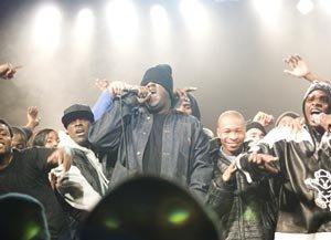 El rey del rap