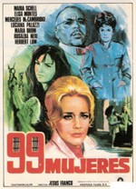 Noventa y nueve mujeres (1968)