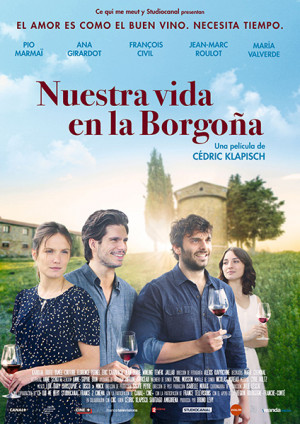 Nuestra vida en la Borgoña (2017)