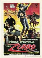 Nuevas aventuras del Zorro (1975)