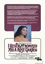 Nunca te prometí un jardín de rosas (1977)