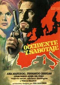 Occidente y sabotaje (1962)