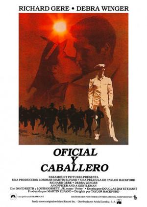 Oficial y caballero (1981)