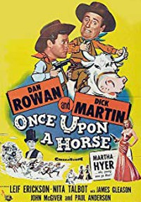 Once Upon a Horse... (1958)