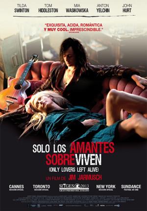 Sólo los amantes sobreviven (2013)