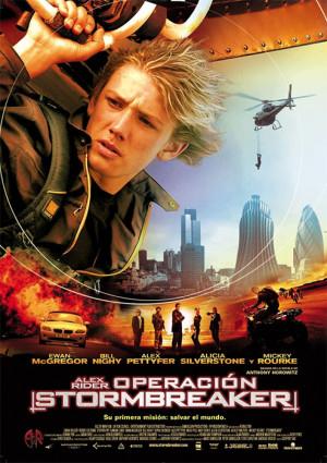 Operación Stormbreaker (2006)