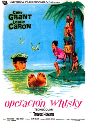 Operación Whisky (1964)