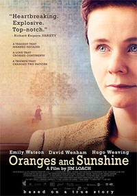 Oranges and Sunshine (2011)