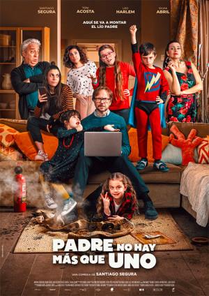 Padre no hay más que uno (2019)