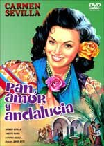 Pan, amor y... Andalucía (1960)
