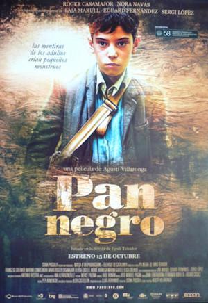 Pan negro (2010)