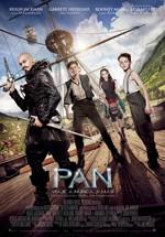 Pan: Viaje a Nunca Jamás (2015)