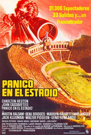 Pánico en el estadio