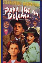 Papá fue un defensa (1949)