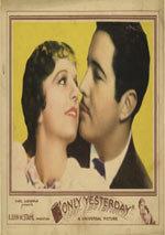 Parece que fue ayer (1933)