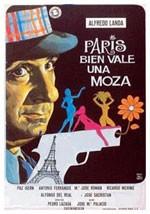 París bien vale una moza (1972)