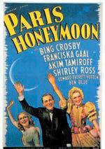 Paris Honeymoon (1939)
