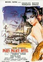 Paris, Palace Hôtel