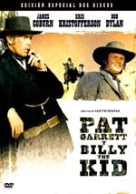 Pat Garrett y Billy the Kid (1973)