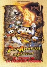 PatoAventuras: La película. El tesoro de la lámpara perdida (1990)