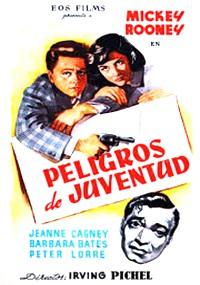 Peligros de juventud (1950)