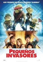 Pequeños invasores (2009)