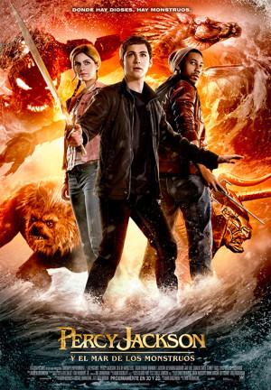 Percy Jackson y el mar de los monstruos (2013)
