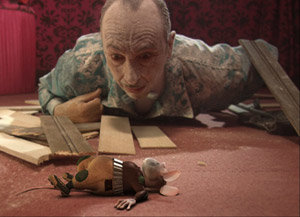 Atrapa a un ratón