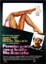 Permiso para amar hasta la medianoche (1973)