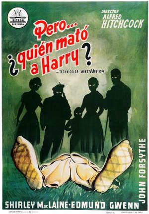 Pero... ¿quién mató a Harry?