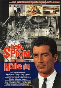 Persecución a un espía (1965)