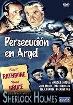 Persecución en Argel