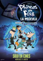 Phineas y Ferb: la película