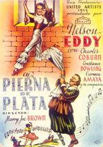 Pierna de plata (1944)