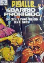 Pigalle... barrio prohibido (1966)