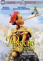 Pinocho. La leyenda (1996)