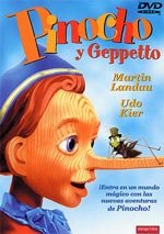 Pinocho y Geppetto