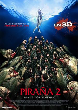 Piraña 2 3D (2012)