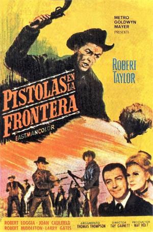 Pistolas en la frontera (1963)