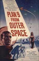 Plan 9 del espacio exterior (Plan 9 from Outer Space) (1959)