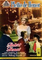 Pleito de honor (1948)