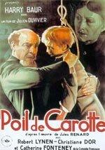 Poil de carotte (1932)