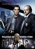 Policías de Nueva York (2ª temporada)