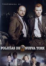 Policías de Nueva York