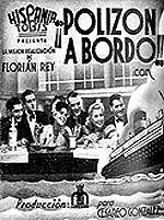 ¡Polizón a bordo! (1941)